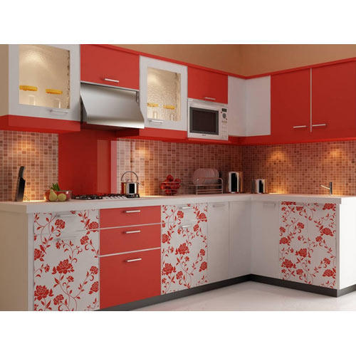 modular kitchens l shape modular kitchen manufacturer from vasai