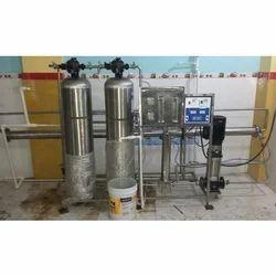 750 LPH RO Plant