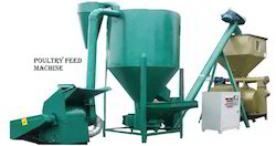 Poultry Cattle Feed Making Plant