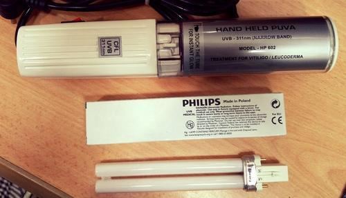 Puva Or Puvb Therapy Philips Tl 20w 01 Uvb Narrow Band Wholesale