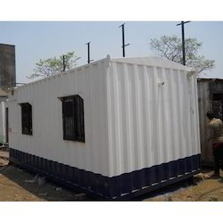 Prefabricated Portable Office Cabins