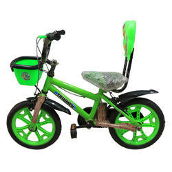 Green Kids Bicycle