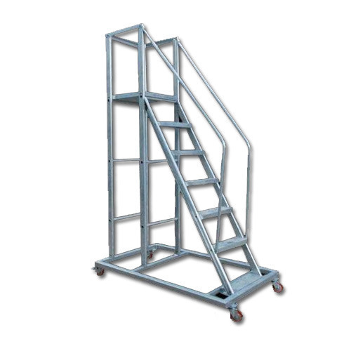 Aluminium Trolley Step Ladder Rs 18000 Piece Spiderman