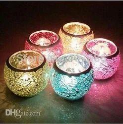 Mojek Glass Lamp