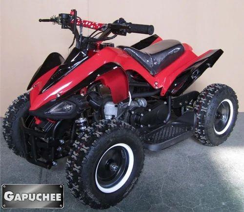 Kids Atv Atv Motorcycle Quad Bike For Kids Red Color