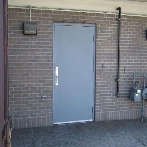 Heavy Duty Steel Door