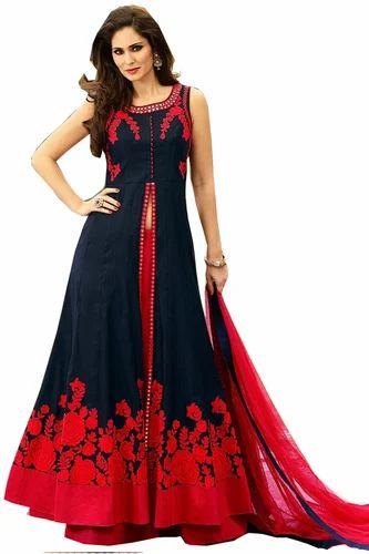 Anarkali long dress images