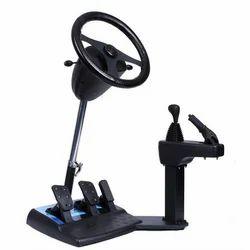 Portable Car Driving Simulator