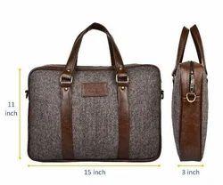 Natuea Fabric Jute Conference Bag