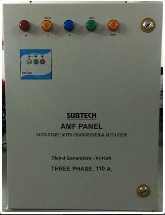 Subtech Pmc Based Auto Mains Failure Panel, Ps70mf