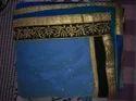 Silk Net Saree With Border