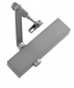 Ozone Overhead Door Closer Silver