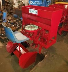 Sugarcane Planter for Mini Tractors