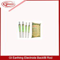 GI Earthing Electrode Backfill Rod