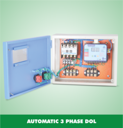 Automatic 3 Phase DOL Starter