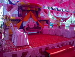 Party Tent Decoration By Sagar Tent House Bargarh