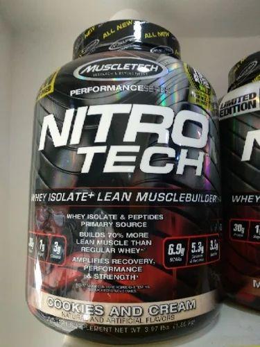 37296f6b5 Ergofit Nutritions - Wholesaler of Muscle Mass Gainer   Nitro Tech ...