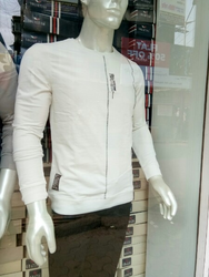 Whitefull Sleeves T Shirt