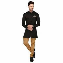Black Indo Western Suits
