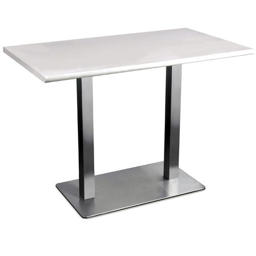 ss cafeteria table narsa furniture in kirti nagar new delhi id