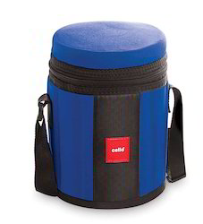 Cello Blue Lunch Bags, For Casual Backpack