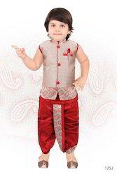 Small Boys Dhoti Jacket