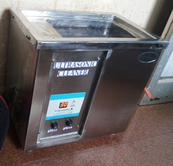 Ultrasonic Jewelry Cleaning Machine