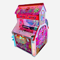 Coin Operated Sugar Candy Game Machine