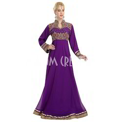 High Fashion Bridal Wear Kaftan