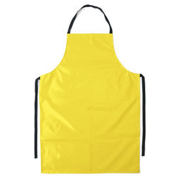 Yellow Cotton APRON, For Construction
