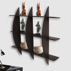 Bow Wall Decorative Shelves