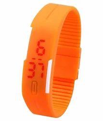 Women LED Digital Watch
