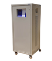 Single, Three Automatic Air Cooled Servo Voltage Stabilizer, 175-465v, 70-75kva