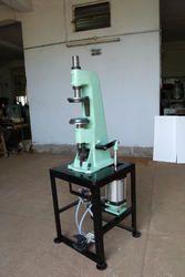 Can Flange Machine