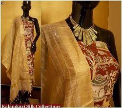 Cotton/ Chanderi/ Silk Suit