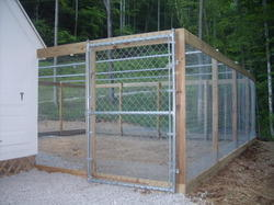 Chain Link Fencing In Coimbatore Tamil Nadu Suppliers