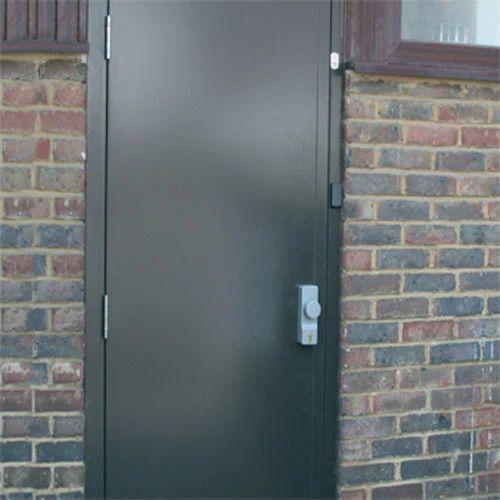 Hollow Metal Door & Hollow Metal Door at Rs 18950 /piece | Peenya | Bengaluru | ID ...