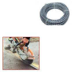 Diamond Wire Rope For Slab Cutting