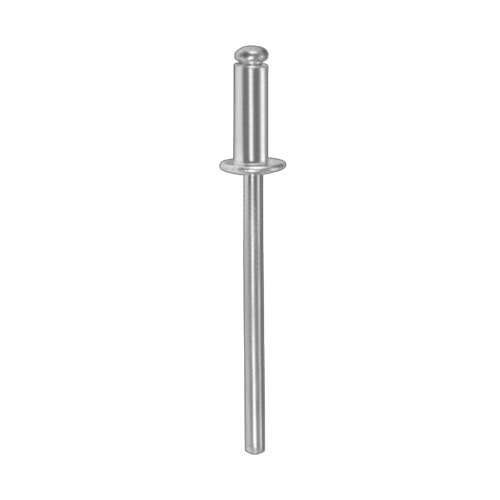 五角形不锈钢抽芯铆钉,尺寸:3/32x1/4毫米