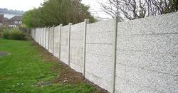 Precast Concrete Fencing