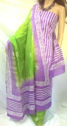 Batik Salwar Suits Manufacturers Suppliers Amp Wholesalers