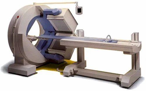 X Ray Machine ECAM Scintron Dual Head SPECT Whole Body Gamma Camera, for Hospital,   ID: 13023986488