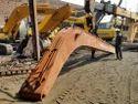 Long Boom Attachment for Komatsu PC 200 Excavator