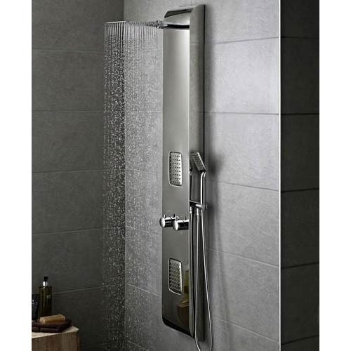 Stainless Steel Shower Panel Rs 750, Bathroom Shower Panels