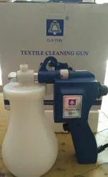 Industrial Textile Cleaning Gun