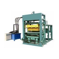 Hydraulic Press for Fly Ash Brick