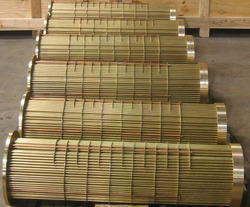 Naval Brass Heat Exchanger