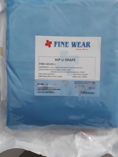 Non-Woven Surgical Hip Pack (Hip U Drape)