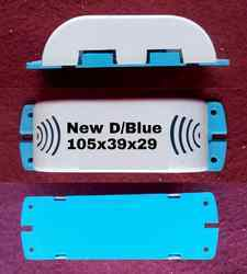 D White Blue Ballast Box
