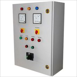 Upto 440v Single Phase APFC Control Panel, IP Rating: IP65, for Motor Control
